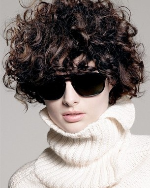 how to avoid tangled curly hair while sleeping