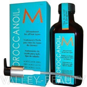 Moroccanoil For Healthy Shiny looking