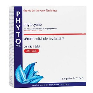 Phyto Phytocyane Revitalizing Lotion Thinning Hair for Women