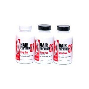Hair Formula 37 Faster Hair Growth Vitamin