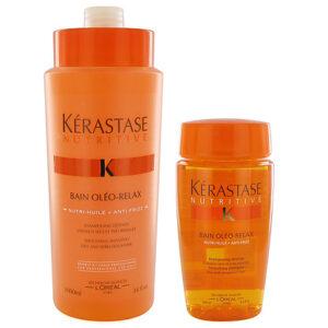 Kerastase Bain Oleo Relax Shampoo For dry hair
