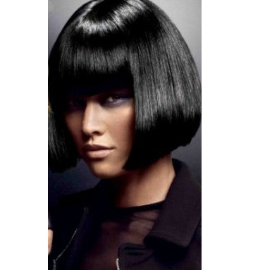 Black Hair Color on Black Hair Color Trends 2011