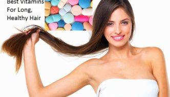 Best Fast Hair Growth Vitamins