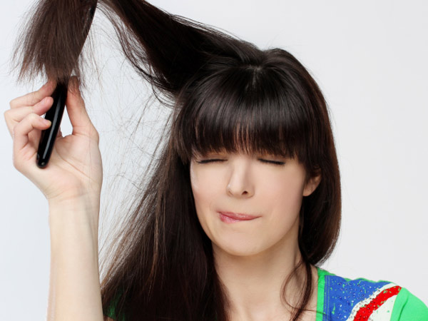 Damaging Your Hair Ends