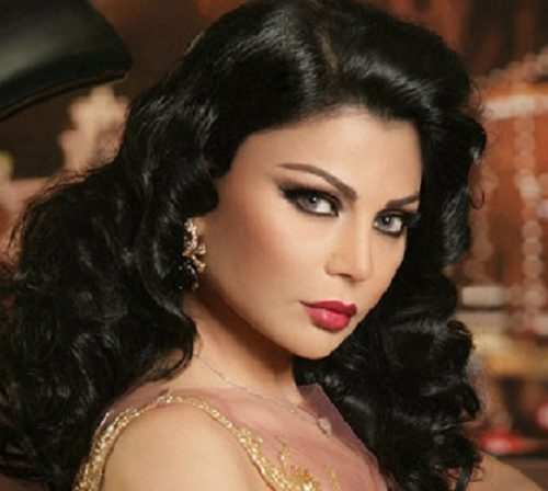 Haifa Wehbe Hairstyles And Colors