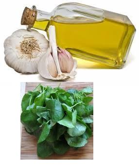 Garlic And Watercress Hair