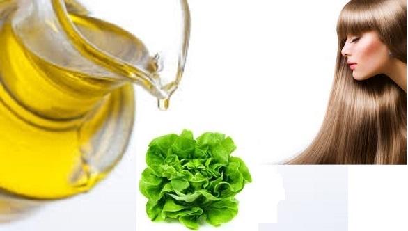 The Secrets Of  Lettuce Oil For Longer Stronger Hair