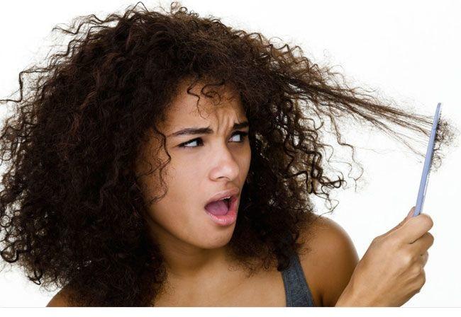 Prevent Tangled Hair