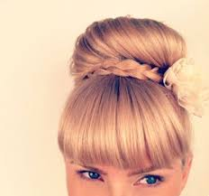 lace braid to learn how to do lace braid hairstyle click here to watch ...
