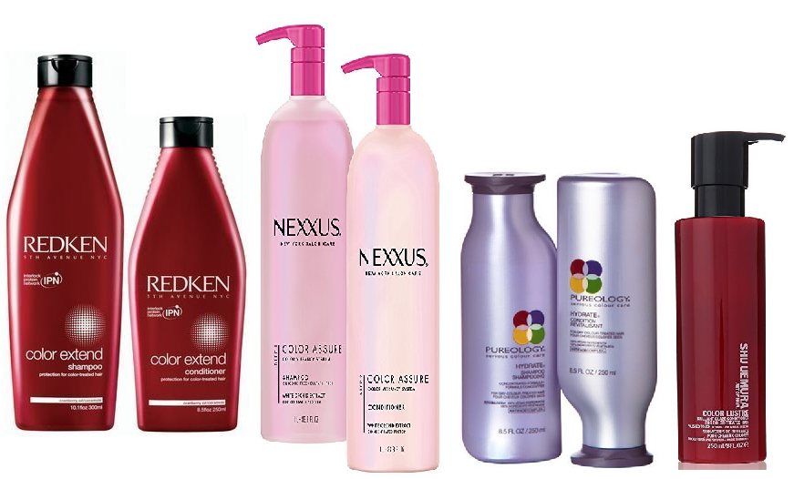 Best Shampoos and Conditoners for Colored Hair