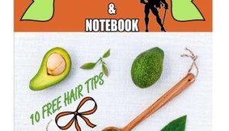 Hair Recipes Organizer